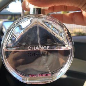 Chanel Chance Eau Tendré